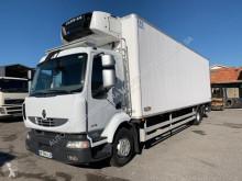 Camion remorque frigo mono température Renault Midlum 220 DXI