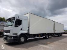 Renault Premium 450 DXI Lastzug gebrauchter Kastenwagen Mehrschichtboden