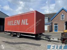 TM18 wipcar met gesloten opbouw trailer used box