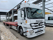 Mercedes Actros 1836 trailer truck used car carrier