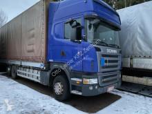 Camión remolque tautliner (lonas correderas) Scania R420 Scania R420 2 Sück