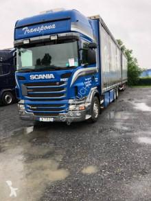 Camión remolque Scania R 440 lonas deslizantes (PLFD) usado