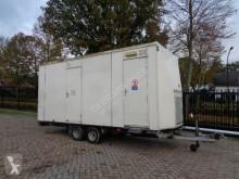 Semi-remorcă cisternă te koop deco unit/saneringswagen