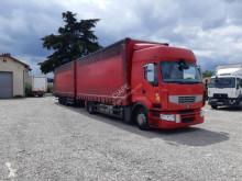 Camión remolque Renault Premium 460 EEV lonas deslizantes (PLFD) usado