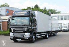 DAF CF 85.410 E5 SSC Koffer/Durchlade/kompletter ZUG Lastzug gebrauchter Schiebeplanen