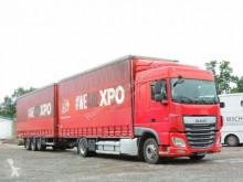 Camión remolque lonas deslizantes (PLFD) DAF XF XF 106 440 Spacecab *ca.110 cm³*