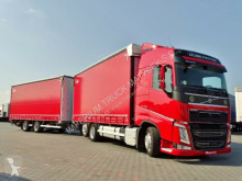 Camion remorque rideaux coulissants (plsc) Volvo FH 460 /JUMBO 120 M3/VEHICULAR/I-COOL/EURO 6