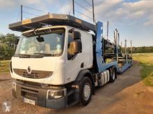 Camión remolque portacoches Renault Premium 460 EEV