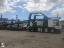 Renault Premium 450 DXI Lastzug gebrauchter Autotransporter
