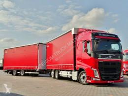 Caminhões reboques Volvo FH 460 /JUMBO 120 M3/VEHICULAR/I-COOL/EURO 6 cortinas deslizantes (plcd) usado