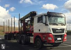 Camion remorque grumier MAN TGX 18.560