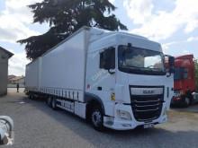 Camion remorque rideaux coulissants (plsc) DAF XF 440