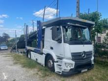 Camião reboque Mercedes Actros 2043 porta carros usado