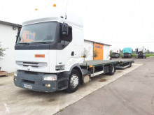 Renault car carrier trailer truck Premium 320 DCI