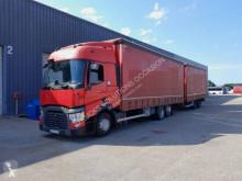 Renault tautliner trailer truck T-Series 480 P6X2 E6