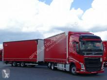Camión remolque lonas deslizantes (PLFD) Volvo FH 500 /JUMBO 120 M3/VEHICULAR/EURO 6/7,75M+7,75