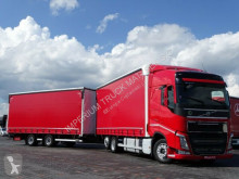 Camion remorque rideaux coulissants (plsc) Volvo FH 500 /JUMBO 120 M3/VEHICULAR/EURO 6/7,75M+7,75