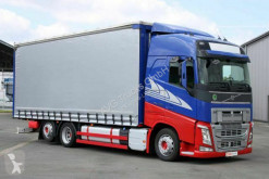 Camion remorque rideaux coulissants (plsc) Volvo FH 460 6X2 Jumbo Schiebeplane Edscha Hubdach ACC