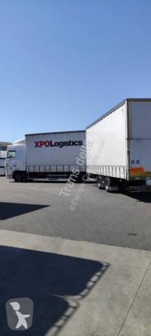 Camion remorque rideaux coulissants (plsc) DAF XF 460 FTP