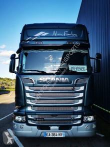 Camion remorque rideaux coulissants (plsc) Scania R 580