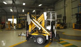 Plataforma elevadora plataforma remolcable X Trailer 12 New, 12m Working Height, 4.5m Reach,