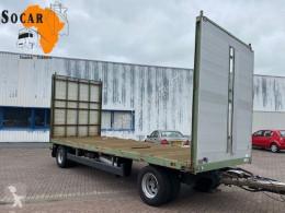 Floor FLA-10-10 trailer used tautliner