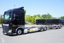 DAF chassis trailer truck XF 460