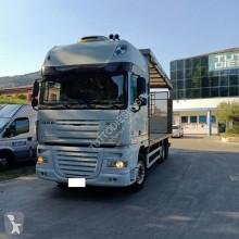 DAF chassis trailer truck XF105 FAN 510