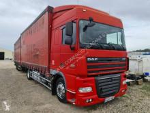Camion remorque rideaux coulissants (plsc) DAF XF460