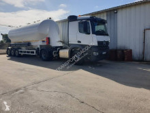 Mercedes Lastzug Tankfahrzeug Zement- Arocs