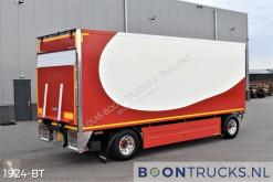 Remolque furgón HWA 9-9Z | GEISOLEERDE BOX HANGER * 2000 Kg LAADKLEP