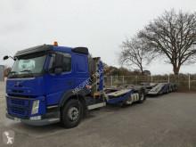Camion remorque Volvo FM13 porte voitures occasion