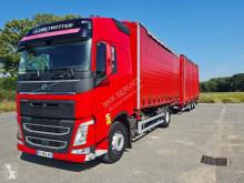 Volvo FH 500 Globetrotter trailer truck used tautliner