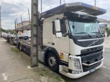 Volvo FM 440 Lastzug gebrauchter Autotransporter