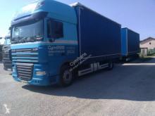 Camion remorque rideaux coulissants (plsc) DAF XF105 460