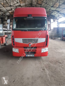 Lastbil med anhænger flatbed Renault Premium 460.19