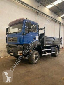 Camión remolque MAN 18.480 volquete usado