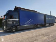 Camion remorque rideaux coulissants (plsc) Volvo FH 500 Globetrotter