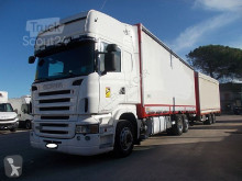 Camion remorque Scania SCANIA R440 AUTOTRENO BIGA CON SPONDA 8.30+7.20 EU