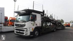 Lastbil med anhænger vogntransporter Volvo FM12 420