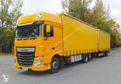 Camión remolque lonas deslizantes (PLFD) DAF XF460