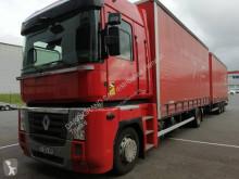 Renault Magnum 460.19 DXI trailer truck used tautliner