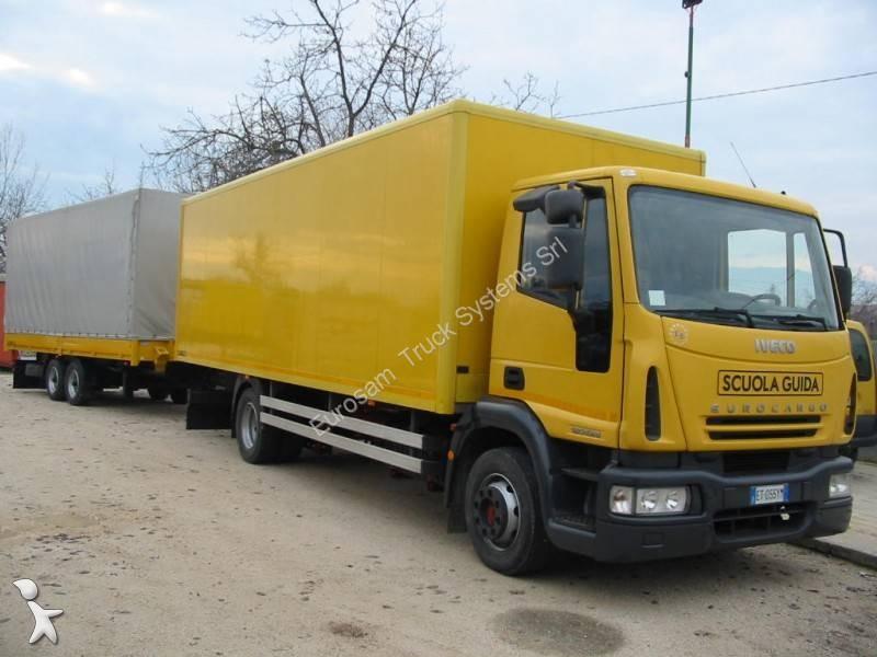 Zobaczyć zdjęcia Ciężarówka z przyczepą Iveco Eurocargo 120 E 28