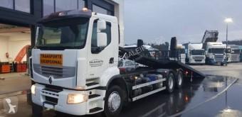 Voir les photos Camion remorque Renault Premium 380 DXI