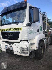 View images MAN TGS 33.540 trailer truck