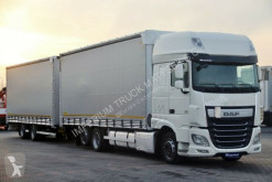 View images DAF XF 460/JUMBO 120M3/EURO 6 / ACC / VEHICULAR / trailer truck