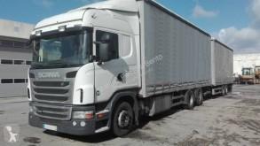 Voir les photos Camion remorque Scania G 400
