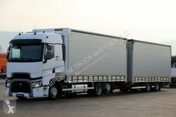 Zobaczyć zdjęcia Ciężarówka z przyczepą Renault T 480 / JUMBO 120M3 / VEHICULAR / EURO 6 / ACC /
