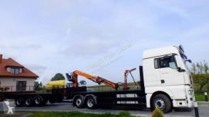 View images MAN TGX 26.480 trailer truck