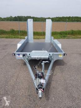 Vedere le foto Autotreno Ifor Williams GH 1054 BT